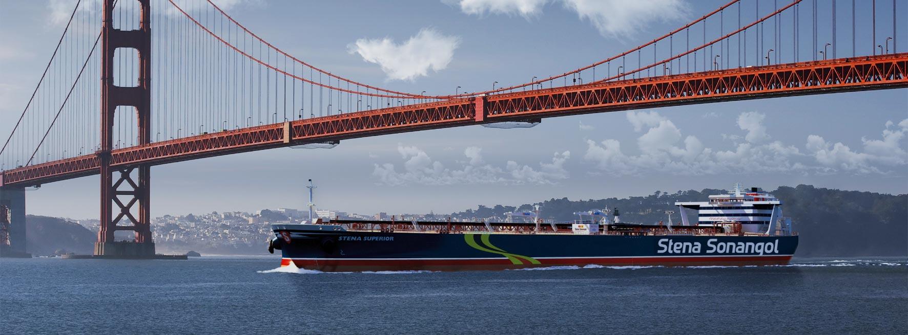 Our Vessels | Stena Sonangol Suezmax Pool